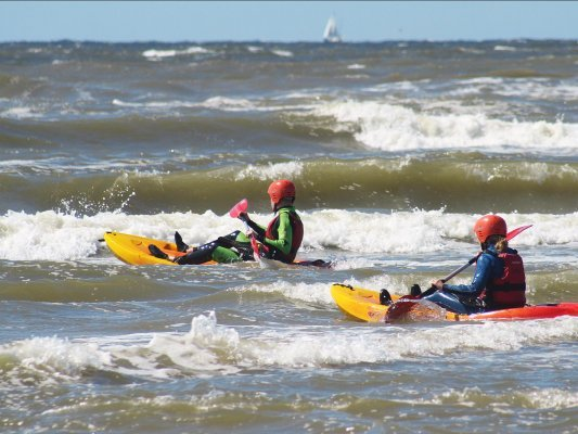 Zee kayak