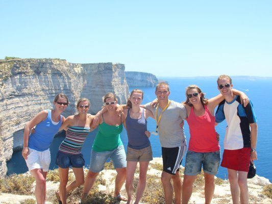 Groep Beter Uit jongeren Malta