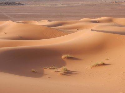 Merzouga zandduinen