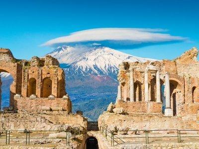 Toarmina en Etna