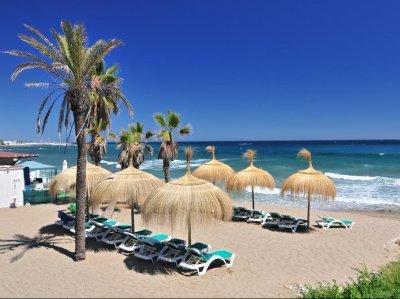 Strand Marbella